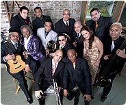 Afro-Cuban All Stars, Spring 2011 Tour