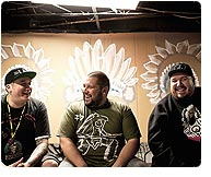 A Tribe Called Red, 2013 North American Tour