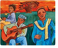 African Blues (Putumayo)