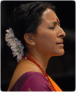 Bombay Jayashri, US 2013 October Concerts