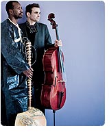 Ballaké Sissoko and Vincent Ségal, Chamber Music (Six Degrees Records)