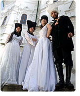 DakhaBrakha, 2014-15 North American Tour
