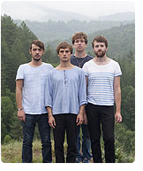 Fránçois and the Atlas Mountains, E Volo Love (Domino USA)