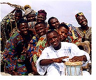 Gangbe Brass Band, Whendo (World Village)