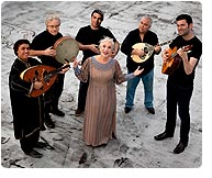 Ljuba Davis Ladino Ensemble, East and West