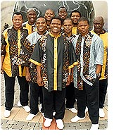 Ladysmith Black Mambazo, No Boundaries (Heads Up)