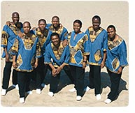 Ladysmith Black Mambazo, Ilembe: Honoring Shaka Zulu (Heads Up)