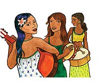 Women of Brazil (Putumayo)