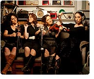 Real Vocal String Quartet,  2011 US Tour