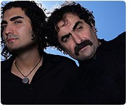 Shahram and Hafez Nazeri, The Passion of Rumi (QuarterTone Productions)