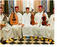 Orchestra of Tetouan,  2009 Tour