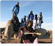 Tinariwen, Imidiwan: Companions (World Village) 2010 Tour